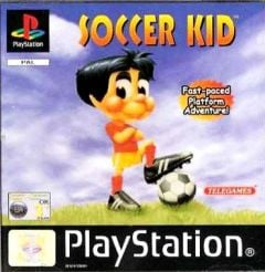 Jaquette de Soccer Kid PlayStation