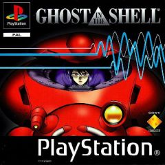 Jaquette de Ghost in the Shell PlayStation