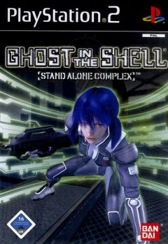 Jaquette de Ghost in the Shell : Stand Alone Complex PlayStation 2