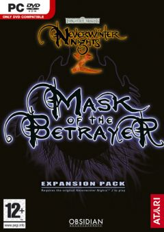 Jaquette de Neverwinter Nights 2 : Mask of the Betrayer PC
