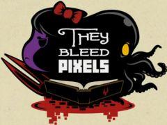 Jaquette de They Bleed Pixels PC