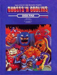 Jaquette de Ghost 'n Goblins PC