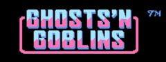 Jaquette de Ghosts 'n Goblins Nintendo 3DS