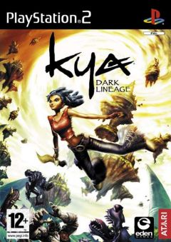 Jaquette de Kya : Dark Lineage PlayStation 2