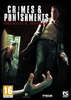 Jaquette de Sherlock Holmes : Crimes & Punishments PC