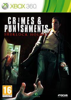 Jaquette de Sherlock Holmes : Crimes & Punishments Xbox 360