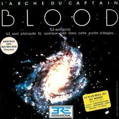 Jaquette de L'Arche du Captain Blood Amstrad CPC