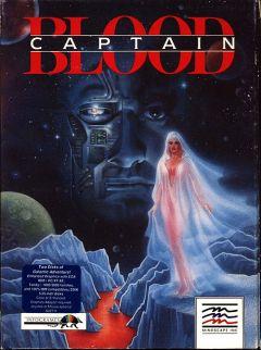 Jaquette de L'Arche du Captain Blood Atari ST