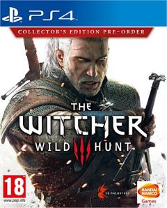 Jaquette de The Witcher III : Wild Hunt PS4
