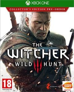 Jaquette de The Witcher III : Wild Hunt Xbox One