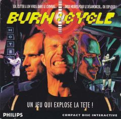 Jaquette de Burn : Cycle Mac