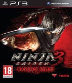 Jaquette de Ninja Gaiden 3 Razor's Edge PlayStation 3
