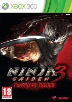 Jaquette de Ninja Gaiden 3 Razor's Edge Xbox 360