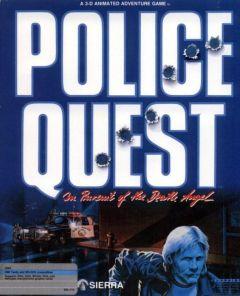 Jaquette de Police Quest : In Pursuit of the Death Angel PC