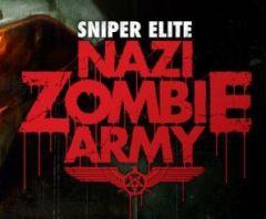 Jaquette de Sniper Elite : Nazi Zombie Army PC