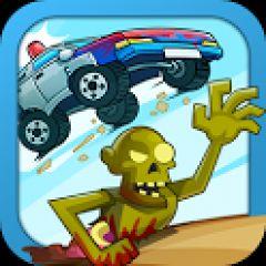 Jaquette de Zombie Road Trip Android