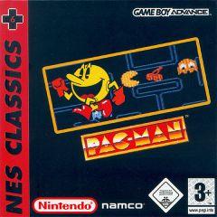 Jaquette de Pac-Man Game Boy Advance