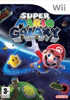 Jaquette de Super Mario Galaxy Wii