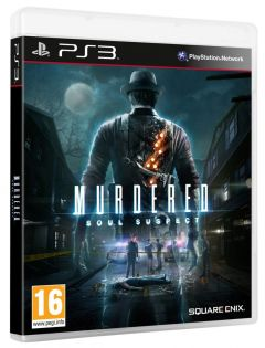 Jaquette de Murdered : Soul Suspect PlayStation 3