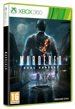 Jaquette de Murdered : Soul Suspect Xbox 360