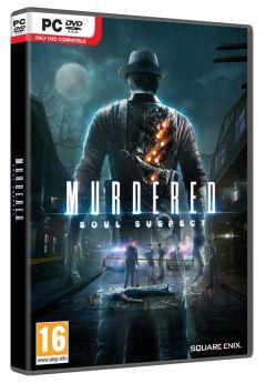 Jaquette de Murdered : Soul Suspect PC