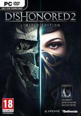 Jaquette de Dishonored 2 PC