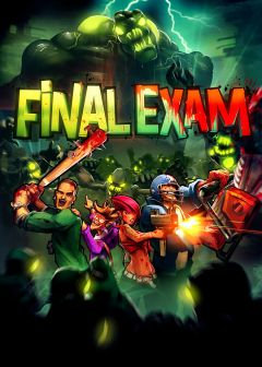 Jaquette de Final Exam PlayStation 3