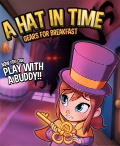 Jaquette de A Hat in Time PC