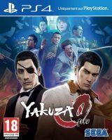 Jaquette de Yakuza 0 PS4