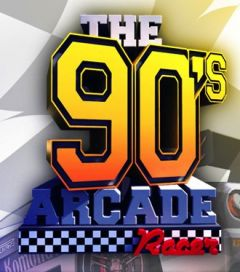 Jaquette de The 90's Arcade Racer PC