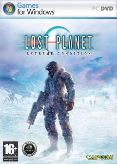 Jaquette de Lost Planet : Extreme Condition PC