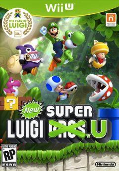 New Super Luigi U (Wii U)
