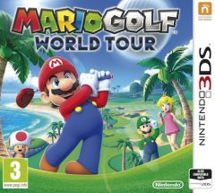 Jaquette de Mario Golf : World Tour Nintendo 3DS