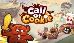 Jaquette de Call of Cookie iPad