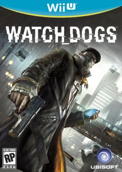 Jaquette de Watch Dogs Wii U