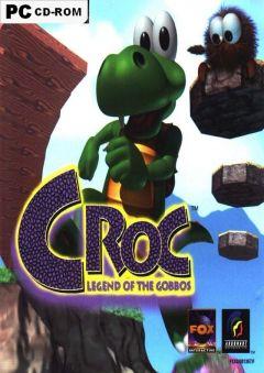 Jaquette de Croc PC