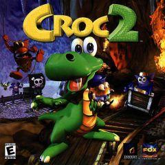 Jaquette de Croc 2 PC