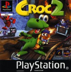 Jaquette de Croc 2 PlayStation