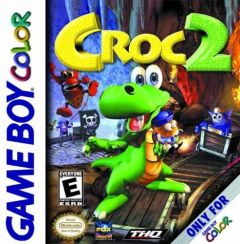 Jaquette de Croc 2 Game Boy