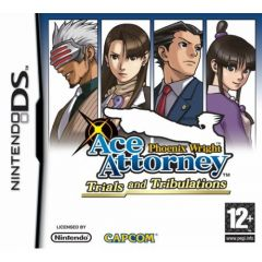 Phoenix Wright : Ace Attorney Trials and Tribulations (DS)