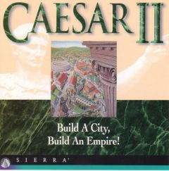 Jaquette de Caesar II PC