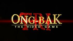 Jaquette de Ong-Bak Tri - The Game PC