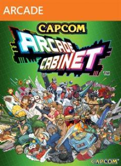 Jaquette de Capcom Arcade Cabinet Xbox 360