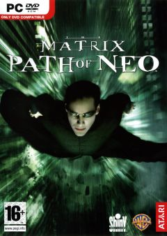 Jaquette de The Matrix : Path of Neo PC