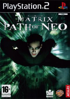 Jaquette de The Matrix : Path of Neo PlayStation 2