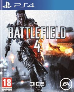 Jaquette de Battlefield 4 PS4