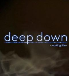Jaquette de Deep Down PS4