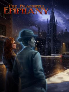 Jaquette de The Blackwell Epiphany PC