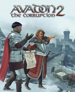 Jaquette de Avadon 2 : The Corruption iPad