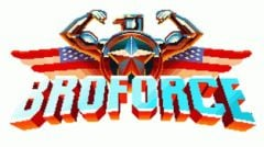 Jaquette de Broforce PC